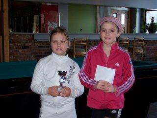 Tennis,Talent,TC Keiheuvel - Balen 01/2010